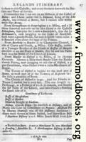 Leland's Itinerary, Volume 1 Page 27