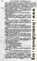 Leland's Itinerary, Volume 1 Page 30