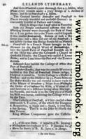 Leland's Itinerary, Volume 1 Page 40
