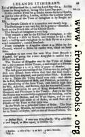 Leland's Itinerary, Volume 1 Page 49