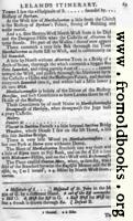 Leland's Itinerary, Volume 1 Page 69