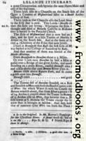Leland's Itinerary, Volume 1 Page 74