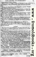 Leland's Itinerary, Volume 1 Page 93