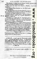 Leland's Itinerary, Volume 1 Page 116