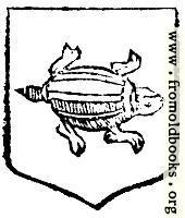 Gawdey of Norfolk: The silver tortoise