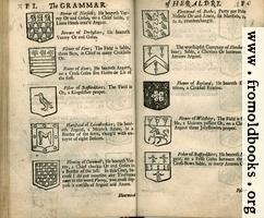 Ferrar of Norfolk– Fodon of Staffordshire