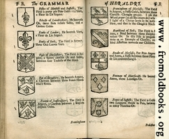 Folkes of Norfolk and Suffolk– Freere of Suffolk