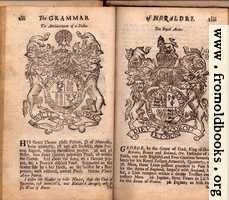 Examples: His Grace Thomas Hollis Pelham, D. of Newcastle; George, by the Grace of God, Kind of Great-Britain, France and Ireland, &c. Defender of the Faith, our only Rightful and Ever-Glorious Sovereign