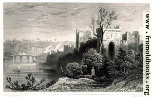 Plate 4.—Chepstow Castle, Monmouthshire.