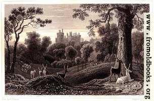 Plate 16.—Powis Castle