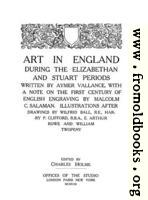 Title Page, Art In England