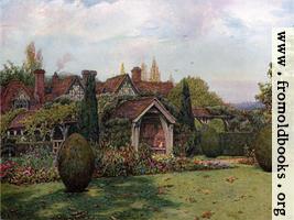 Great Tangley Manor, Surrey.