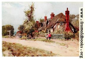 Long Wittenham, Oxfordshire.