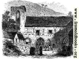 Remains of Valle Crucis Abbey