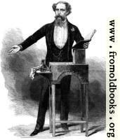 Mr. Charles Dickens's Last Reading.
