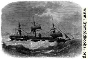 The Missing Screw Steamer City of Boston