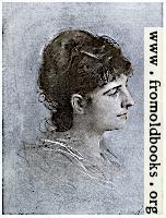 Portrait of Anna Heyse