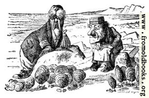The Walrus, The Carpenter and the Little Oysters