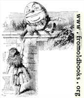Alice Meets Humpty Dumpty