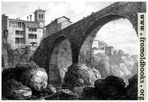 Cividale:  Il Ponte Del Diavolo