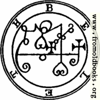 13. Seal of Beleth.