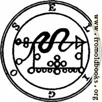 15. Seal of Eligos.