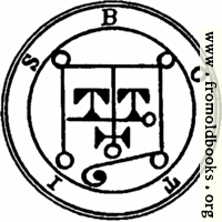 17. Seal of Botis.