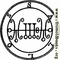 19. Seal of Sallos.