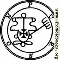 20. Seal of Purson.