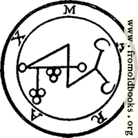 21. Seal of Marax.