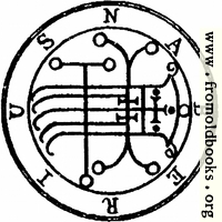 24. Seal of Naberius.