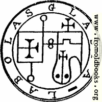 25. Seal of Labolas.