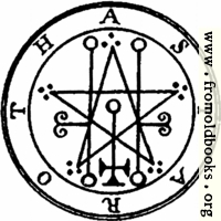 29. Seal of Astaroth.