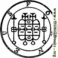 30. Seal of Forneus.