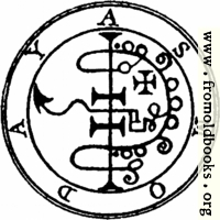 32. Seal of Asmoday