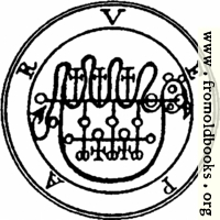 42.  Seal of Vepar, or Vephar.