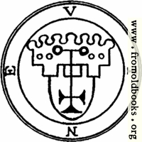 45. Seal of Vine.