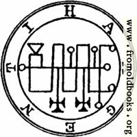48. Seal of Haagenti.