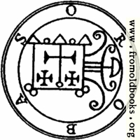 55. Seal of Orobas.