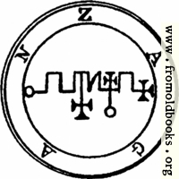 61. Seal of Zagan.