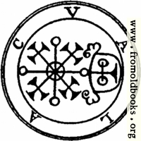 62. Seal of Volac, Valak, or Valu.