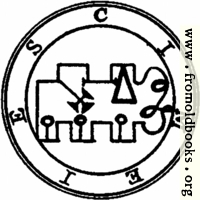 66. Seal of Cimejes, Kimaris.