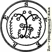 70. Seal of Seere, Sear, or Seir (2).