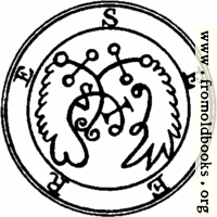 70. Seal of Seere, Sear, or Seir (1).