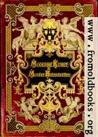 Front Cover, Moderne Kunst Vol I