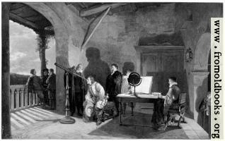 Galileo at the Florentine Royal Court