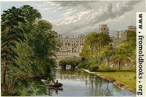 Warwick Castle.—Earl of Warwick