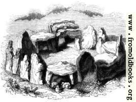 9.—Druidical Circle of Jersey
