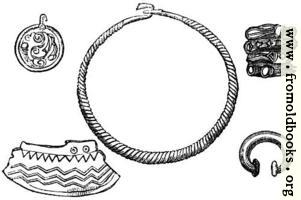 30.—Ornaments and Patterns of the Ancient Britons