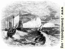 90.—Dover Cliffs.